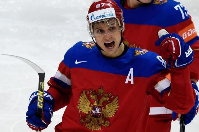 Vadim Shipachyov rêve toujours de jouer dans la... (PHOTO YURI KADOBNOV, ARCHIVES AGENCE FRANCE-PRESSE)