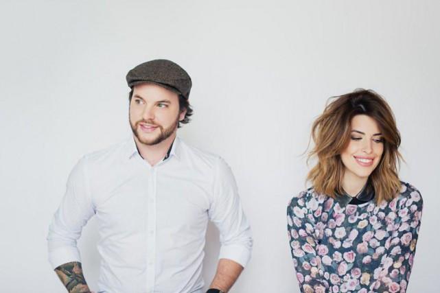 «Marilou et Alexandre travaillent ensemble depuis le début... (Photo François Roy, La Presse)
