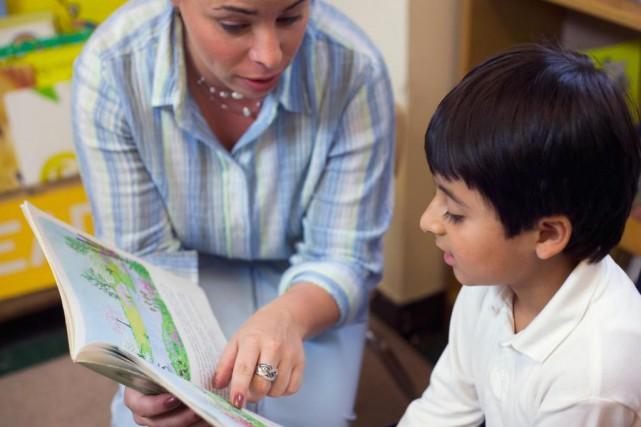 «Les programmes d'études actuels en littératie accusent un... (Photo Thinkstock)