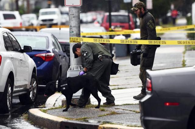 Des voleurs et des sans-abri ont, sans le vouloir, contribué à désamorcer... (PHOTO AFP)