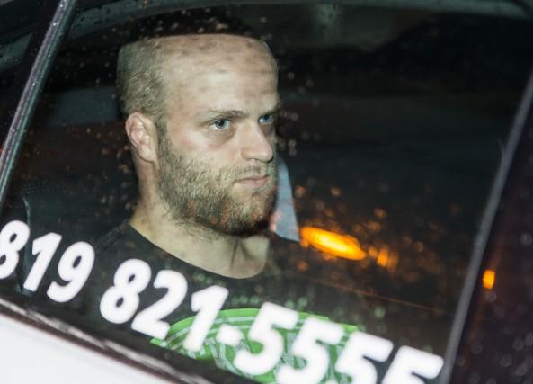 Arrêté dimanche, Guillaume Bélanger a été confié par... (Spectre Média, Frédéric Côté)