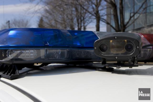 Les policiers de la Sûreté du Québec n'ont... (archives La Presse)