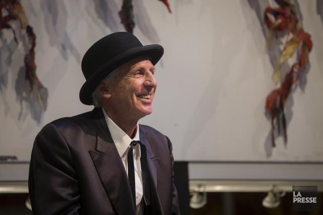 Le cofondateur du Cirque du Soleil, Gilles Ste-Croix.... (Olivier Pontbriand, La Presse)