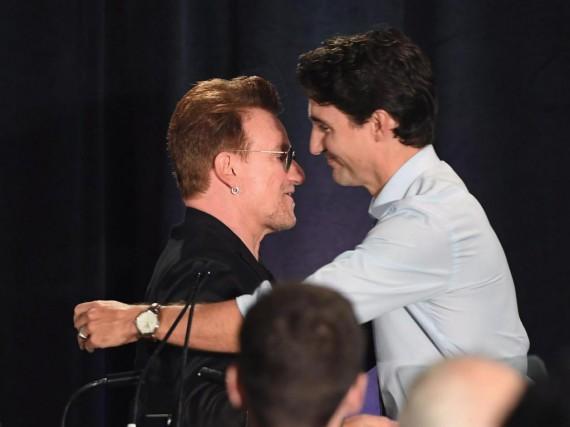 La fin de semaine dernière à Montréal, le... (Photo Ryan Remiorz, La Presse Canadienne)