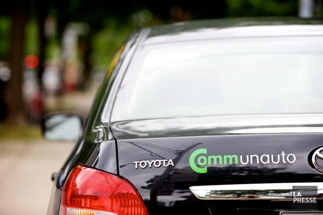 Car2Go et Communauto ont joint leurs forces pour... (PHOTO SARAH MONGEAU-BIRKETT, archives LA PRESSE)