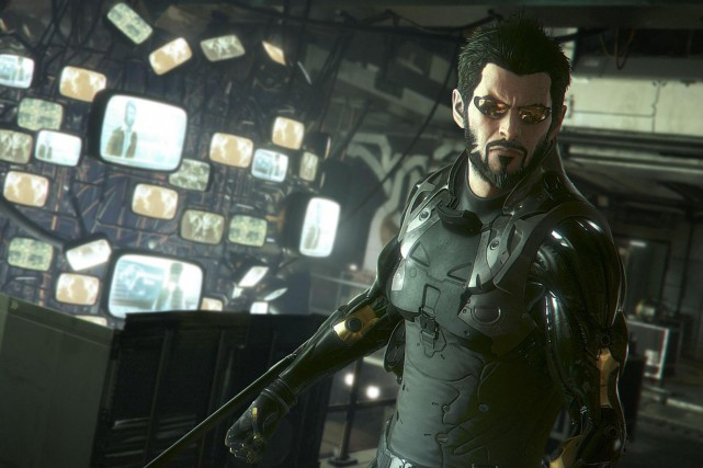 Deus Ex : Mankind Divided...