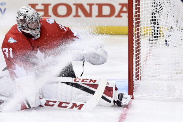 Carey Price... (Photo Nathan Denette, La Presse Canadienne)