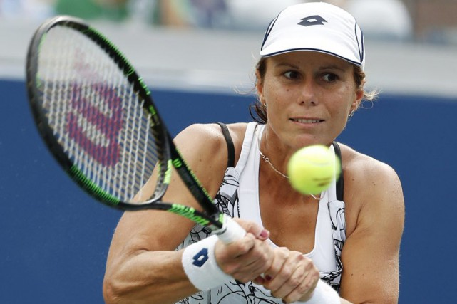 Varvara Lepchenko... (Photo Alex Brandon, archives Associated Press)
