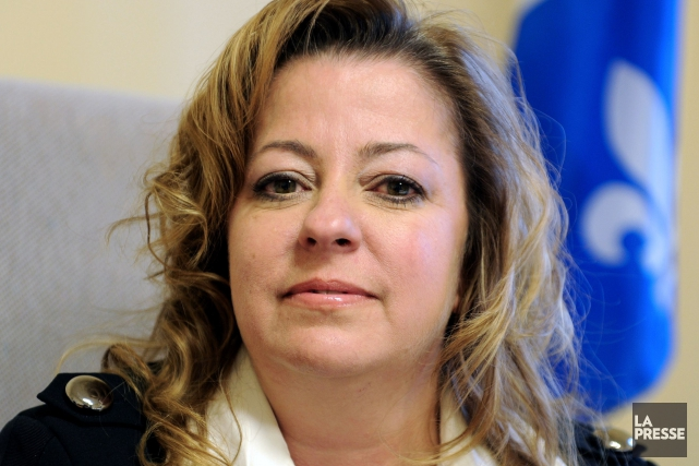 Sylvie Roy... (Archives La Presse)