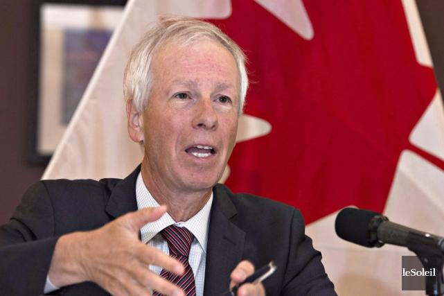 Le ministre Stéphane Dion a annoncé par communiqué,... (Photothèque Le Soleil)