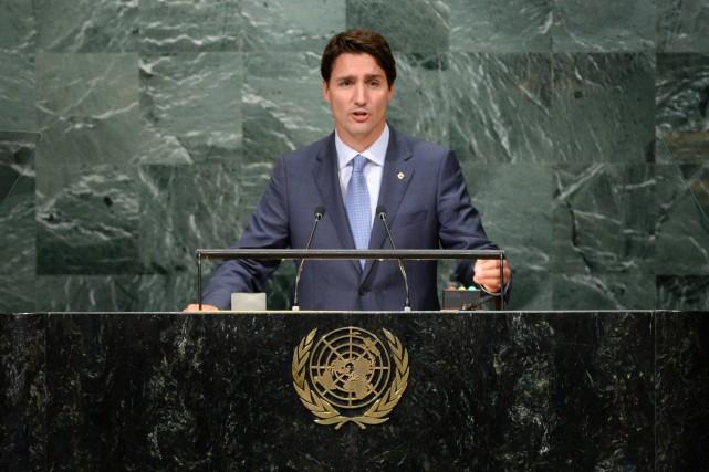 À chaque jour, nous devons choisir l'espoir au... (PHOTO Sean Kilpatrick, La Presse canadienne)