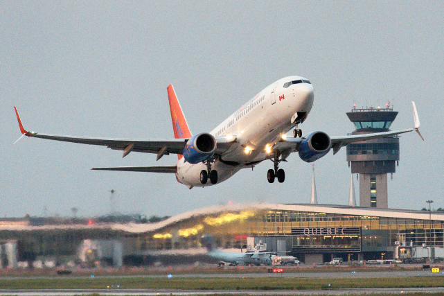 Depuis 11 ans, Sunwing offre des vols nolisés...