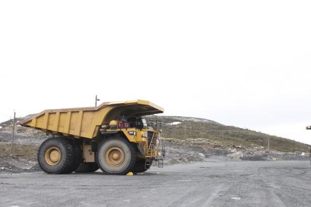 La liquidation légale des biens miniers de Cliffs... (Collaboration spéciale Fanny Lévesque)