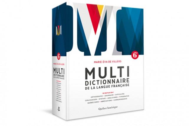 Le Multi Dictionnaire de la langue française signé... (tirée du www.multidictionnaire.com)