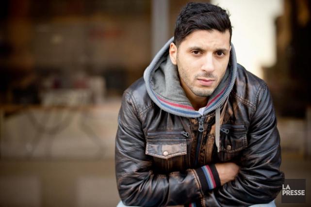 Lors d'une interpellation, Walid Benaouda a été qualifié... (PHOTO DAVID BOILY, ARCHIVES LA PRESSE)