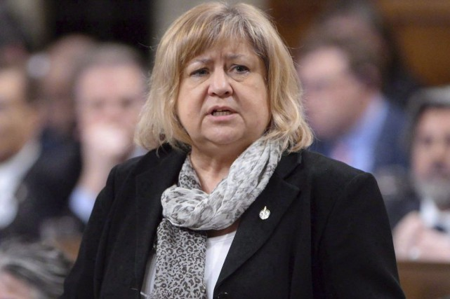 La ministre fédérale du Travail MaryAnn Mihychuk.... (PHOTO ADRIAN WYLD, ARCHIVES LA PRESSE CANADIENNE)