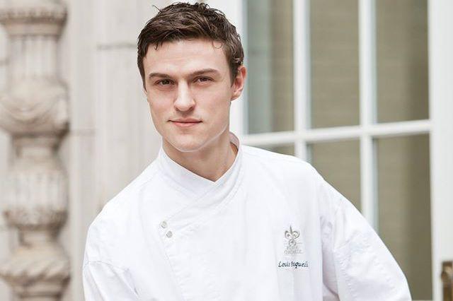 Le chef Louis Pacquelin... (Tirée de Facebook)