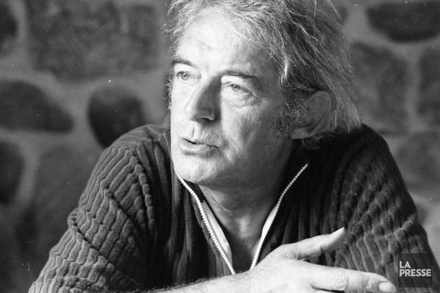 Félix Leclerc est décédé le 8 août 1988... (Archives La Presse, Jean-Yves Létourneau)