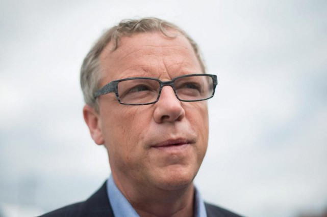 Le premier ministre de la Saskatchewan Brad Wall... (PHOTO JONATHAN HAYWARD, ARCHIVES LA PRESSE CANADIENNE)