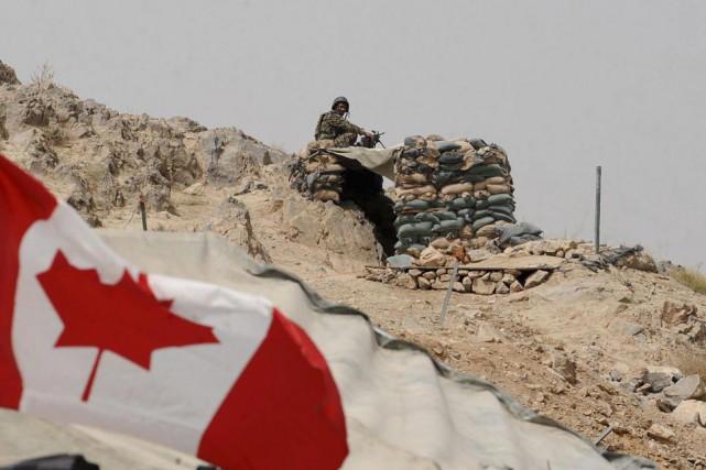 «Le Canada n'a pas à pavoiser ni sur... (PHOTO SHAH MARAI, ARCHIVES AGENCE FRANCE-PRESSE)