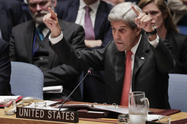 John Kerry... (Photo Julie Jacobson, Associated Press)