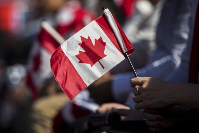 L'économie canadienne s'est contractée au deuxième trimestre, en... (La Presse canadienne)
