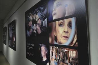 Ce n'est pas une, mais bien trois expositions qui seront à l'honneur, à... (Photo courtoisie)