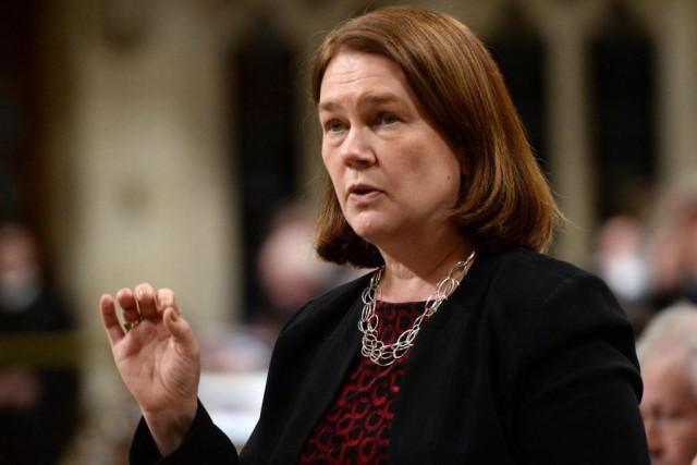 Les querelles des dernières semaines de la ministre... (Sean Kilpatrick, Archives PC)