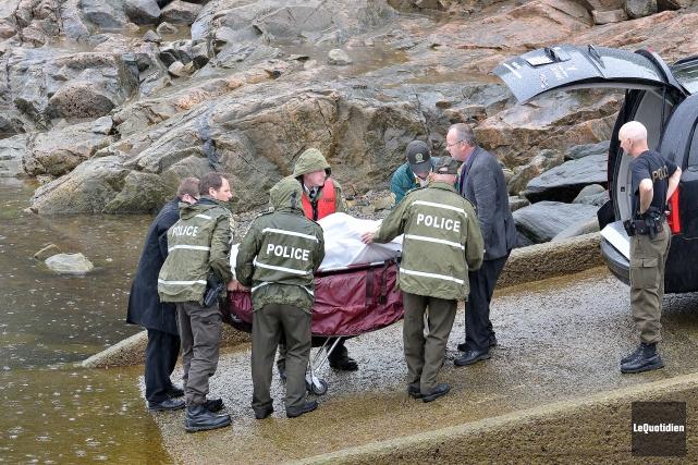 Porté disparu par ses proches, Pierre Dufour avait... (Archives Le Quotidien, Rocket Lavoie)