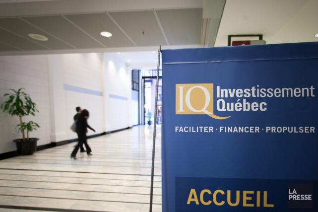 Investissement Québec... (La Presse)