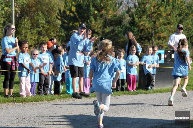 Organisée par la Commission scolaire des Rives-du-Saguenay, la... (Archives Le Quotidien, Rocket Lavoie)