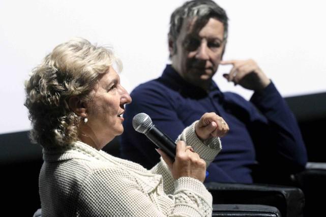 À l'invitation des organisateurs du Festival de cinéma... (Le Soleil, Jean-Marie Villeneuve)