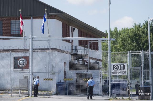 Les enfants sont habituellement détenus dans les centres... (Photo Graham Hughes, archives La Presse Canadienne)