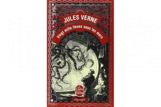 Vingt mille lieues sous les mers, de Jules... (IMAGE FOURNIE PAR L'ÉDITEUR)