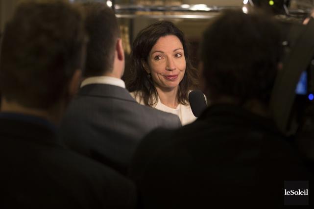 «Les rencontres du caucus sont devenues des outils... (Photothèque Le Soleil)
