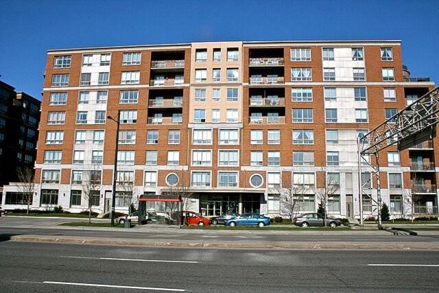 7805, rue Sherbrooke, app. 703, Appartement (au 7e... (PHOTO FOURNIE PAR LES COURTIERS)