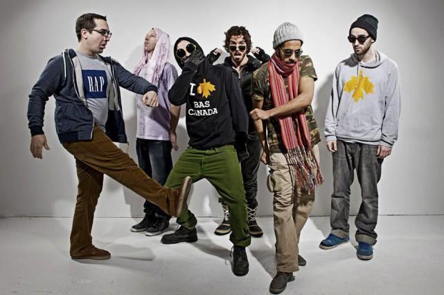 La cueillette pourrait être riche pourle groupe hip-hopAlaclair... (Courtoisie)