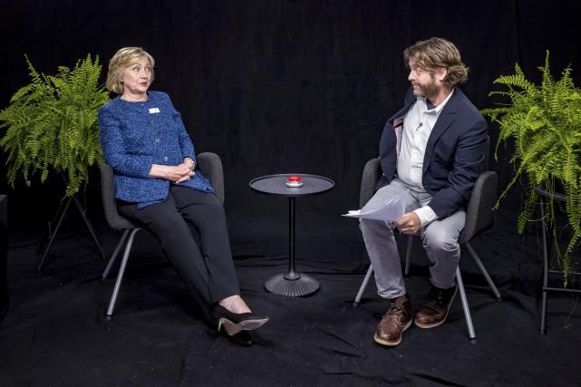 Hillary Clinton a confié en cours d'entrevue avec... (AP)