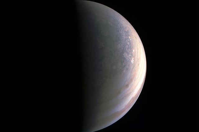 La mystérieuse lune de Jupiter (photo) pourrait être... (PHOTO ARCHIVES AP/NASA)