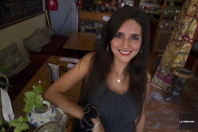 Étudiante au baccalauréat multidisciplinaire, Mélanie Lemay s'est distinguée... (Archives, La Tribune)