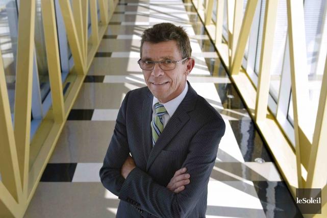 «Cette nouvelle entreprise, notre première en Colombie-Britannique, vient... (Le Soleil, Yan Doublet)