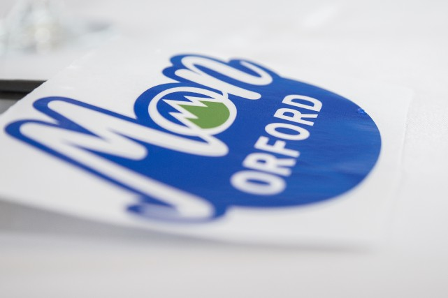 Le nouveau slogan de la Corporation Ski &... (Spectre Média, Marie-Lou Béland)