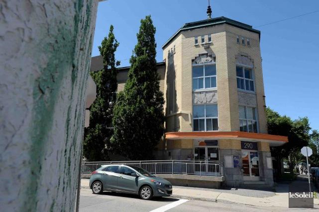 Le Centre Durocher... (Photothèque Le Soleil, Erick Labbé)