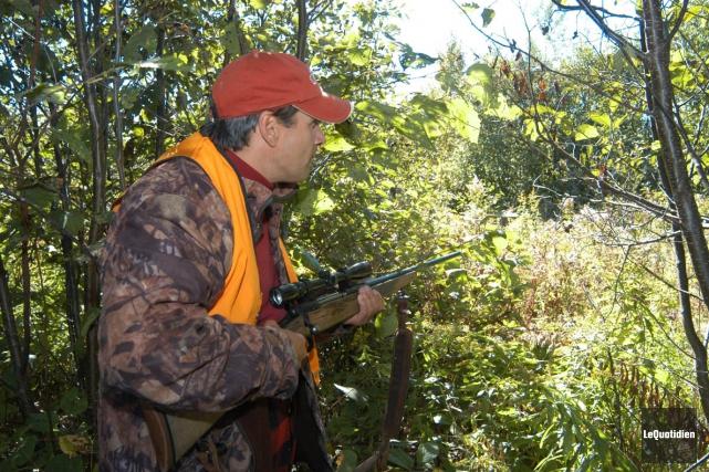 La chasse devrait être bonne cette année.... (Archives Le Quotidien)