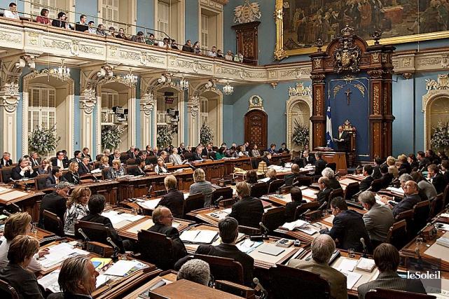 Le syndicat Les avocats et notaires de l'État... (Photothèque Le Soleil)