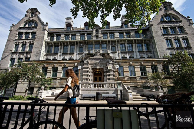 Université McGill... (Archives La Presse, Patrick Sanfaçon)