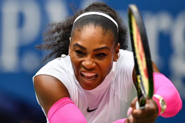 Serena Williams... (Photo Eduardo Munoz Alvarez, AFP)