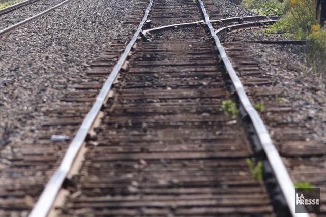 Une simulation d'incident ferroviaire aura lieu ce samedi 24 septembre de 7 h à... (Archives La Presse)