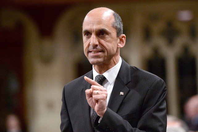 Le député conservateur Steven Blaney.... (PHOTO Sean Kilpatrick, Archives La Presse canadienne)
