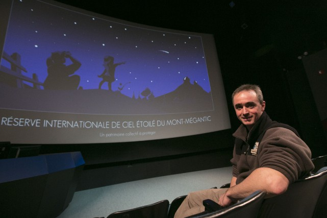 Sébastien Giguère... (La Presse)